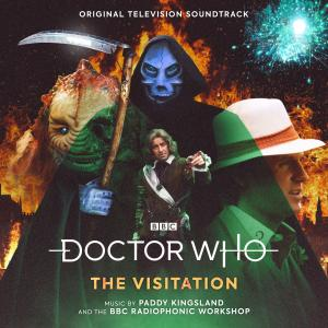 The Visitation - soundtrack (Credit: Silva Screen)