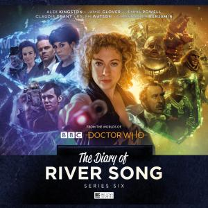 The Diary of River Song - Vol 6 (Credit: c/- Big Finish Productions, 2019)