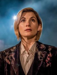 The Doctor, as played by Jodie Whittaker (Credit: BBC)