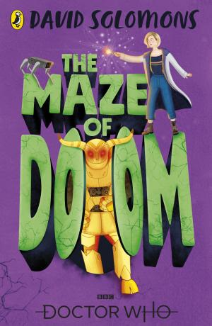 Maze of Doom, by David Solomons (Credit: BBC Books)