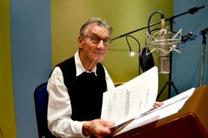 Tropical Beach Sounds and Other Relaxing Seascapes #4, read by Sir Michael Palin (Credit: Big Finish)