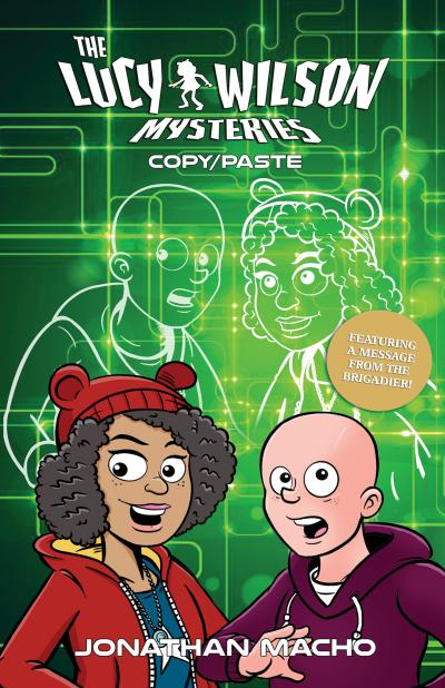 The Lucy Wilson Mysteries: Copy/Paste (Credit: Candy Jar Books)