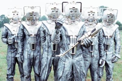 Cybermen (Credit: BBC)