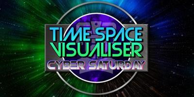 Time Space Visualiser: Cyber Saturday, by Fantom Events (2020) (Credit: Fantom Events)