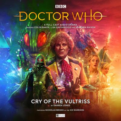 Cry of the Vultriss (Credit: Big Finish)