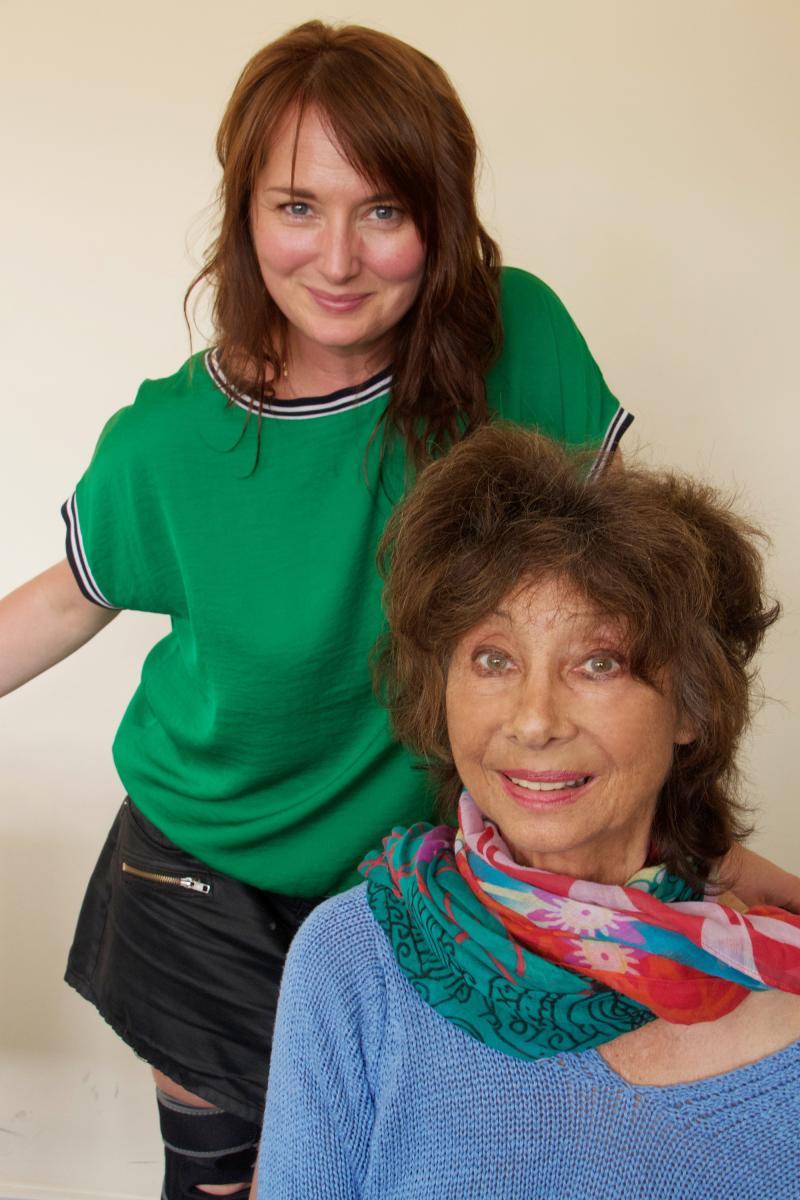 Susan's War - Carole Ann Ford and Beth Chambers (Credit: Big Finish)