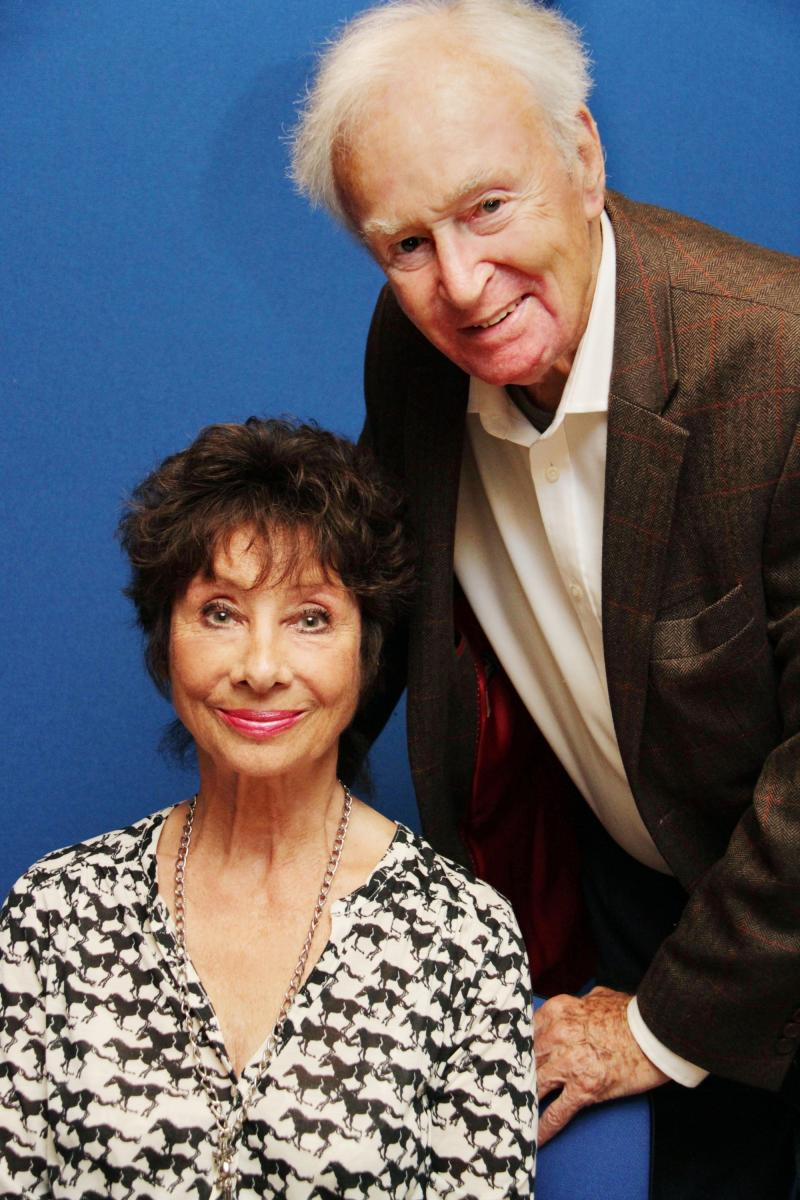 Susan's War - Carole Ann Ford and William Russell (Credit: Big Finish)