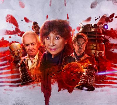 Time War: Susan's War (clean cover) (Credit: Big Finish)