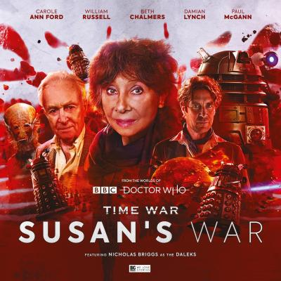 Time War: Susan's War (Credit: Big Finish)