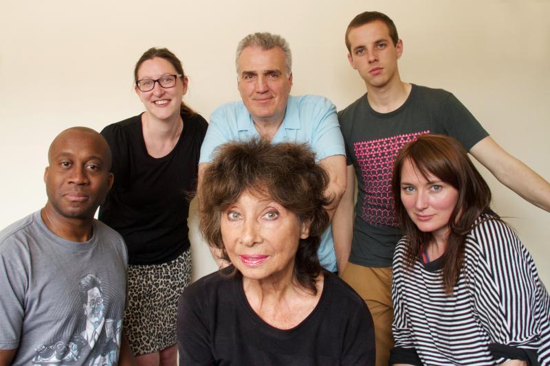 Susan's War - Damian Lynch, Lou Morgan, Vincenzo Nicoli, Carole, Roly Botha, Beth Chalmers (Credit: Big Finish)
