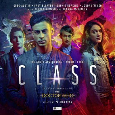 Class: Volume 3 (Credit: Big Finish)