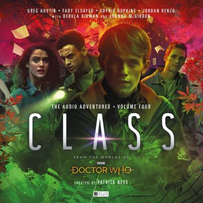Class: Volume 4 (Credit: Big Finish)