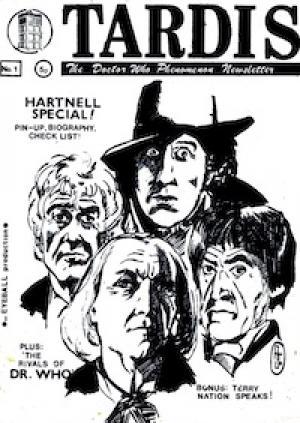TARDIS 1975 (Credit: DWAS )