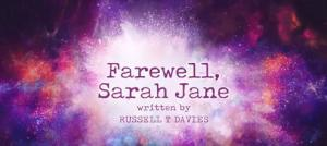 Farewell, Sarah Jane (Credit: BBC)