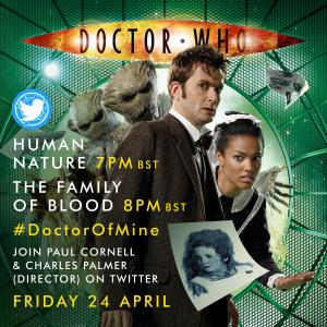 #DoctorWhoLockdown: Human Nature/The Family of Blood