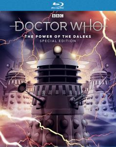 The Power Of The Daleks - Special Edition (Credit: BBC Studios)