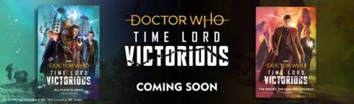 Time Lord Victorious (Credit: BBC Books)