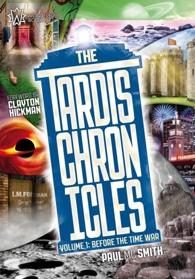 The TARDIS Chronicles  (Credit: Wonderfile Books)