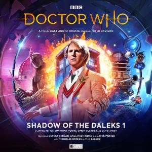Doctor Who: Shadow of the Daleks (Credit: Big Finish)