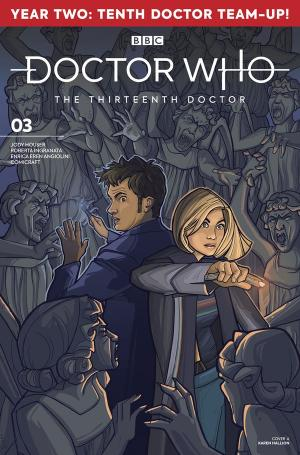 The Thirteenth Doctor - Issue #2.3  (Credit: Titan Comics)