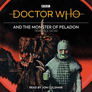 The Monster of Peladon (Credit: BBC Audio)
