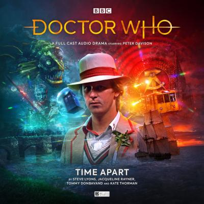 Time Apart (Credit: Big Finish)