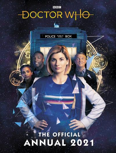 The Official 2021 Doctor Who Annual (Credit: BBC Studios / Penguin Random House)