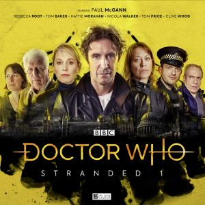 Stranded 1 (Credit: Big Finish)