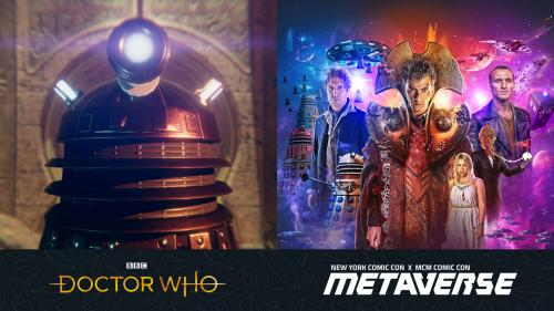 Doctor Who's Time Lord Victorious and Maze Theory (Credit: BBC Studios)