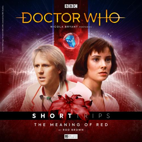 Short Trips: The Meaning of Red (Credit: Big Finish)