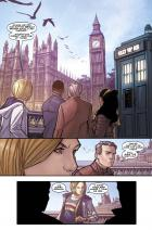 Doctor Who: A Tale of Two Time Lords - Page 2 (Credit: Titan )