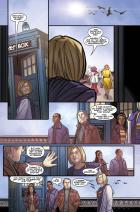 Doctor Who: A Tale of Two Time Lords - Page 1 (Credit: Titan )