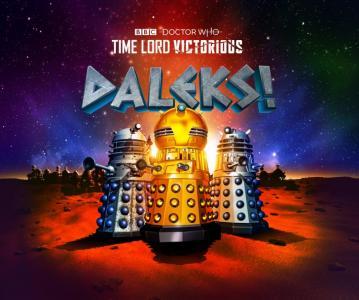Doctor Who: DALEKS!