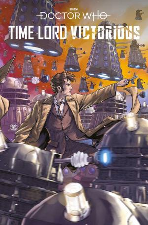Time Lord Victorious #2 - Defender of the Daleks (Credit: Titan Comics)