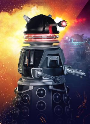 Revolution of the Daleks (Credit: BBC Studios/Ben Blackall)
