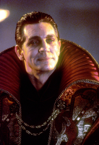 The Master - Eric Roberts (Credit: BBC )
