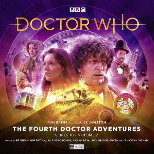 Fourth Doctor - Series 10: Volume 2 (Credit: Big Finish)
