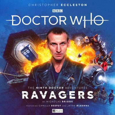 Ravagers (Credit: Big Finish)