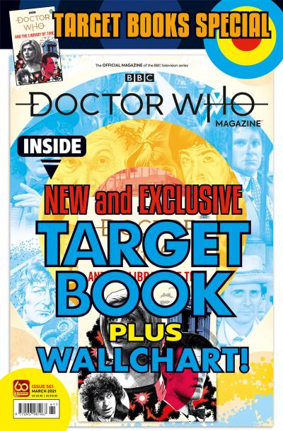 Doctor Who Magazine: Issue 561 (Credit: Panini)