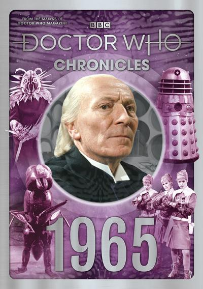 Doctor Who: Chronicles – 1965 (Credit: Panini)