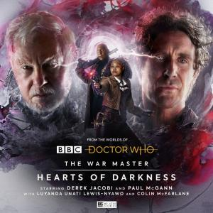 Hearts of Darkness (Credit: Big Finish)