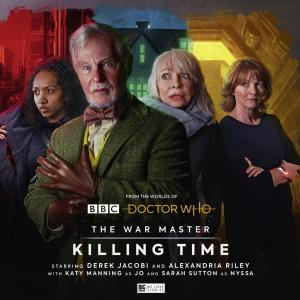 Doctor Who: Killing Time