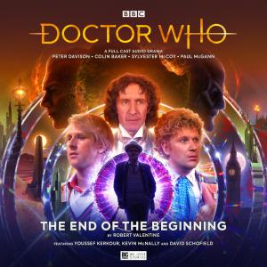 Doctor Who: The End of the Beginning