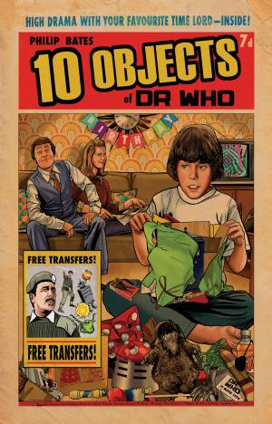 10 Objects of Dr Who (Credit: Candy Jar Books)