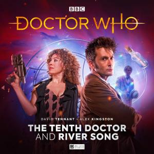 The Tenth Doctor and River Song (Credit: Big Finish)