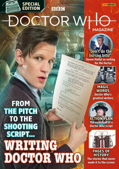 Doctor Who Magazine: Special Edition S7 (Credit: Panini)