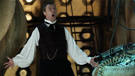 Doctor Who: Utopia