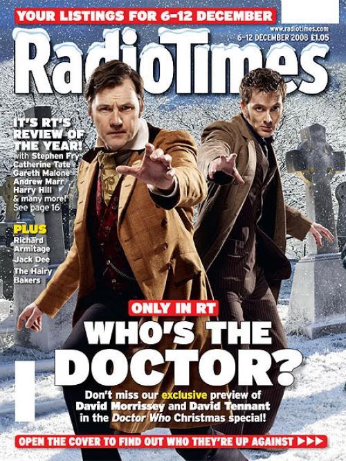 Radio Times (6-12 Dec 2008)