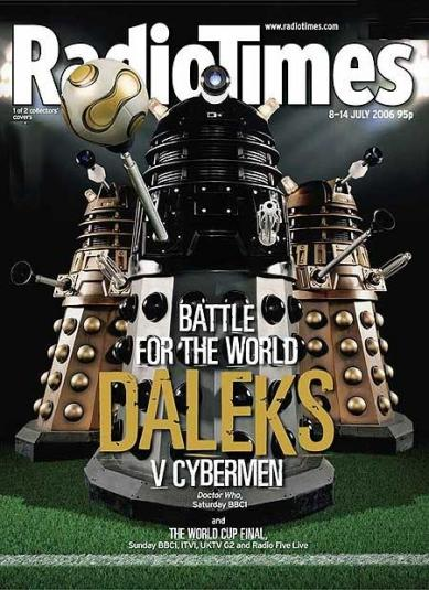 Radio Times (8-14 Jul 2006) - Daleks