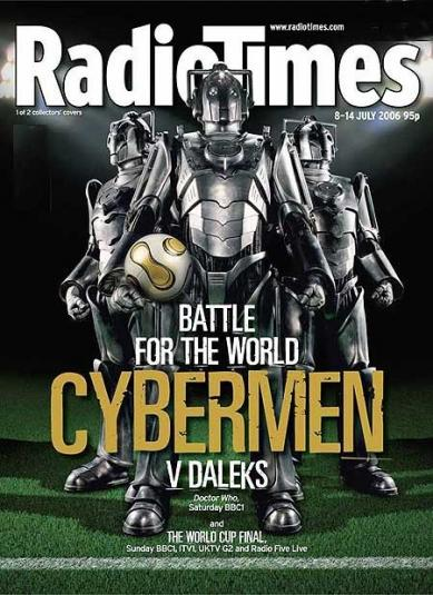 Radio Times (8-14 Jul 2006) - Cybermen